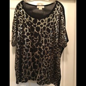 Micheal Kors Woman's Top Size 2x